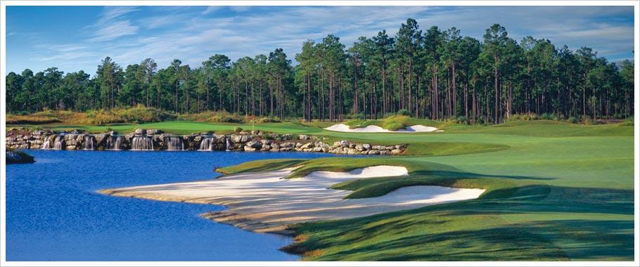 Free Golf Round Tigers Eye Myrtle Beach