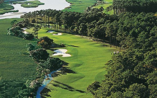 Pearl East and West Golf Courses