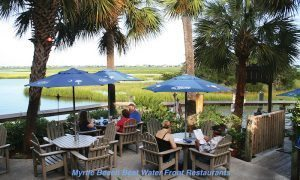 Myrtle Beach Best Water front Restaurants