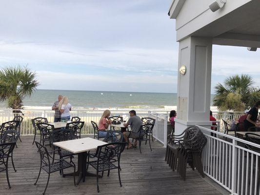 Damons Grill Restaurant Myrtle Beach
