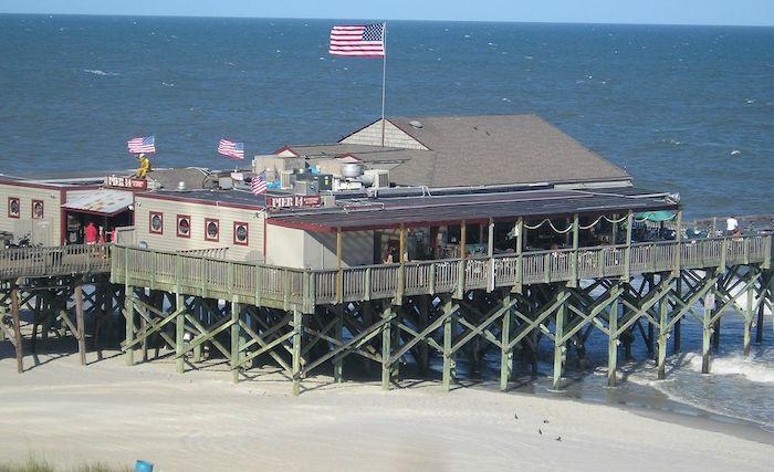 Pier 14 Restaurant Myrtle Beach
