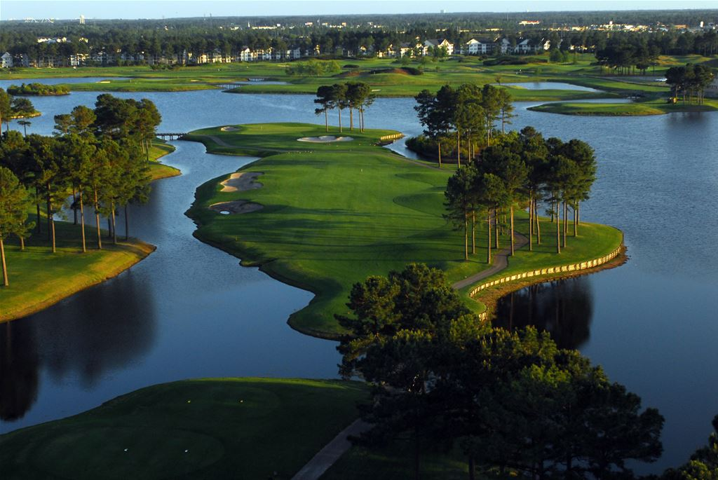 Myrtle Beach Central Elite Golf Package