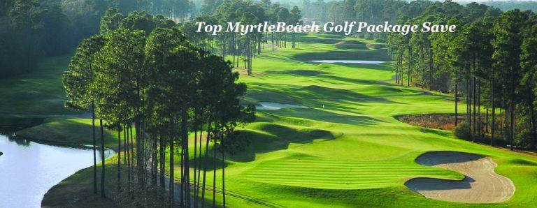 Popular Myrtle Beach Golf Package