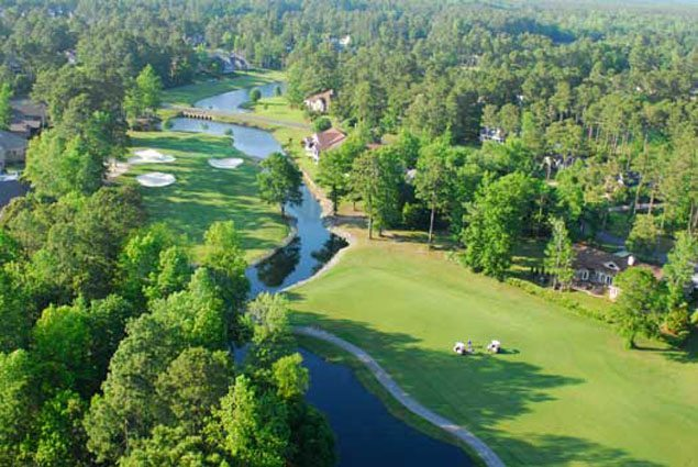 River Hills Golf Myrtle Packages