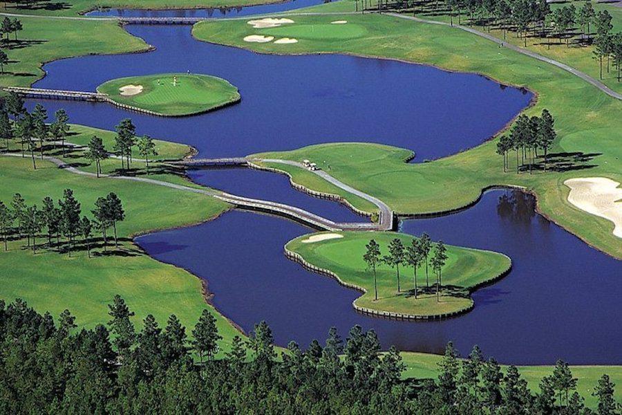 Man O War Golf Package Deals