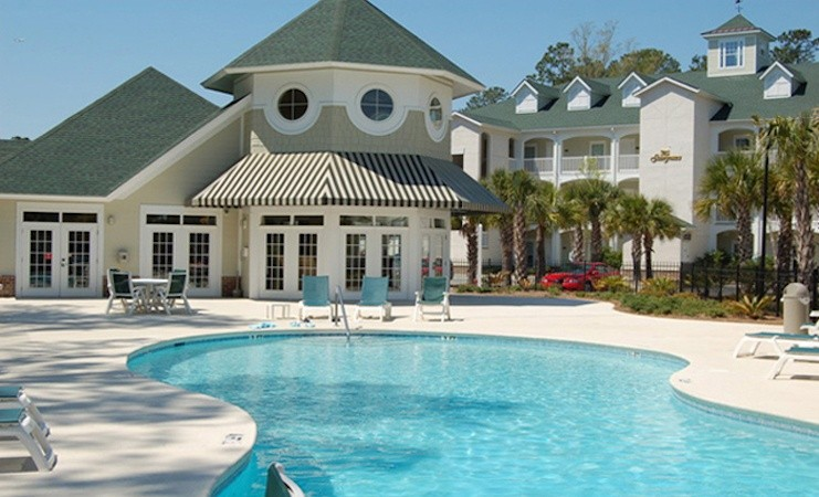 Myrtle Golf Vacation Villa Package Discounts