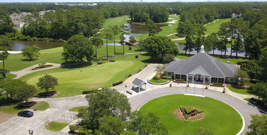 Central Myrtle Beach Golf Course Listing