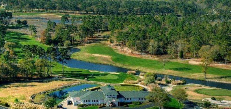 North Myrtle Beach Courses