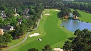 Myrtlewood Pinehills Golf Myrtle Beach SC