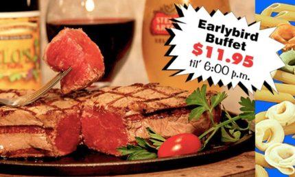 Angelos steak Restaurant Specials