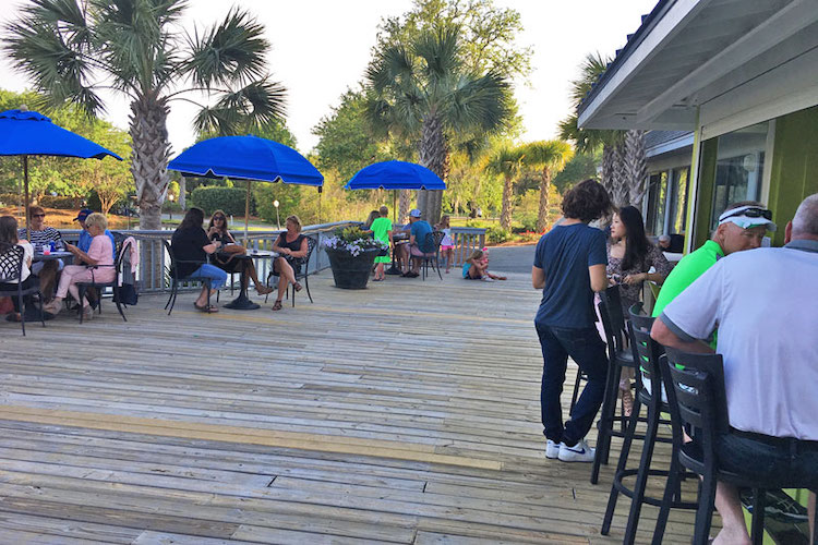 Tiki Bar and Restaurant Pawleys Island