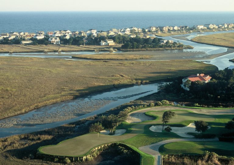 Pawley's Island Golf Courses