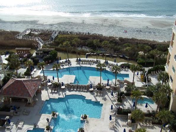 Top Ocean front Myrtle Beach Golf Packages
