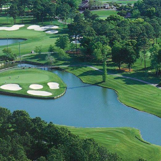 River Club Golf Course Reviews