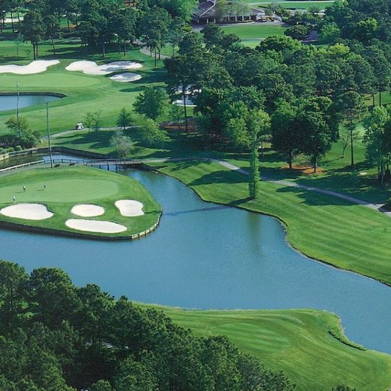 River Club Golf Course Reviews
