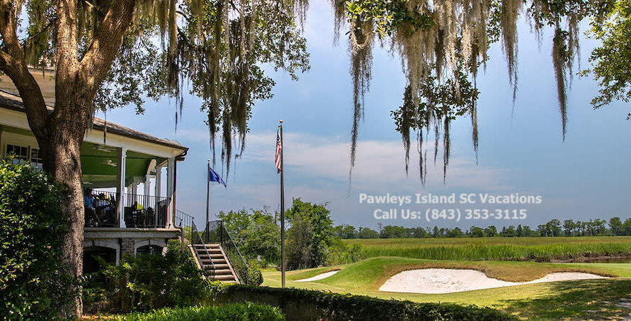 Pawleys Island Vacations and Golf